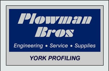 Plowman Brothers are practised in mass, batch and bespoke production of profiled components.